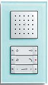 Устройство громкоговорящей связи квартирной станции Gira, Gira Esprit