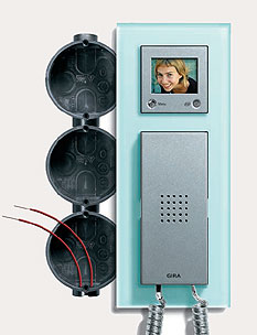 домофонные системы Gira
